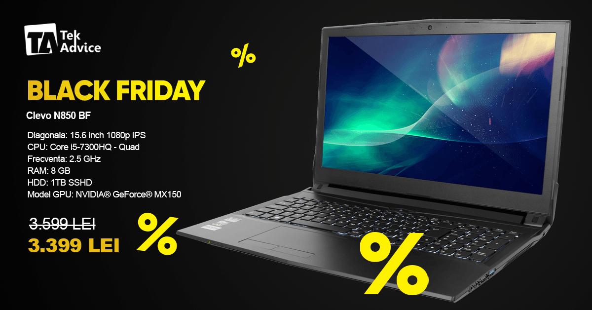 TekAdvice: ultimele zile de Black Friday – laptopuri